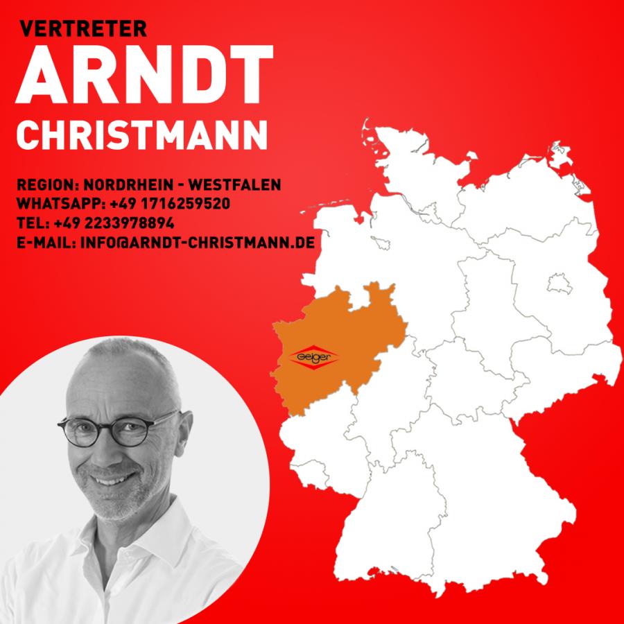Vertreter Arndt Christmann 1-1
