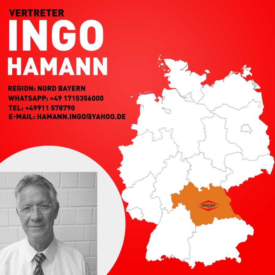 Vertreter Ingo Hammann 1-1