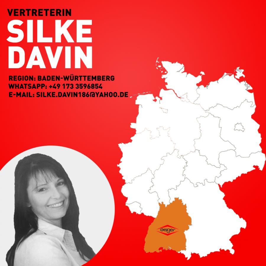 Vertreterin Silke Davin 1-1